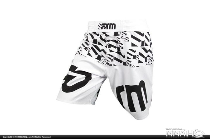 FORM Athletics Fixed Waist Team Fight Shorts